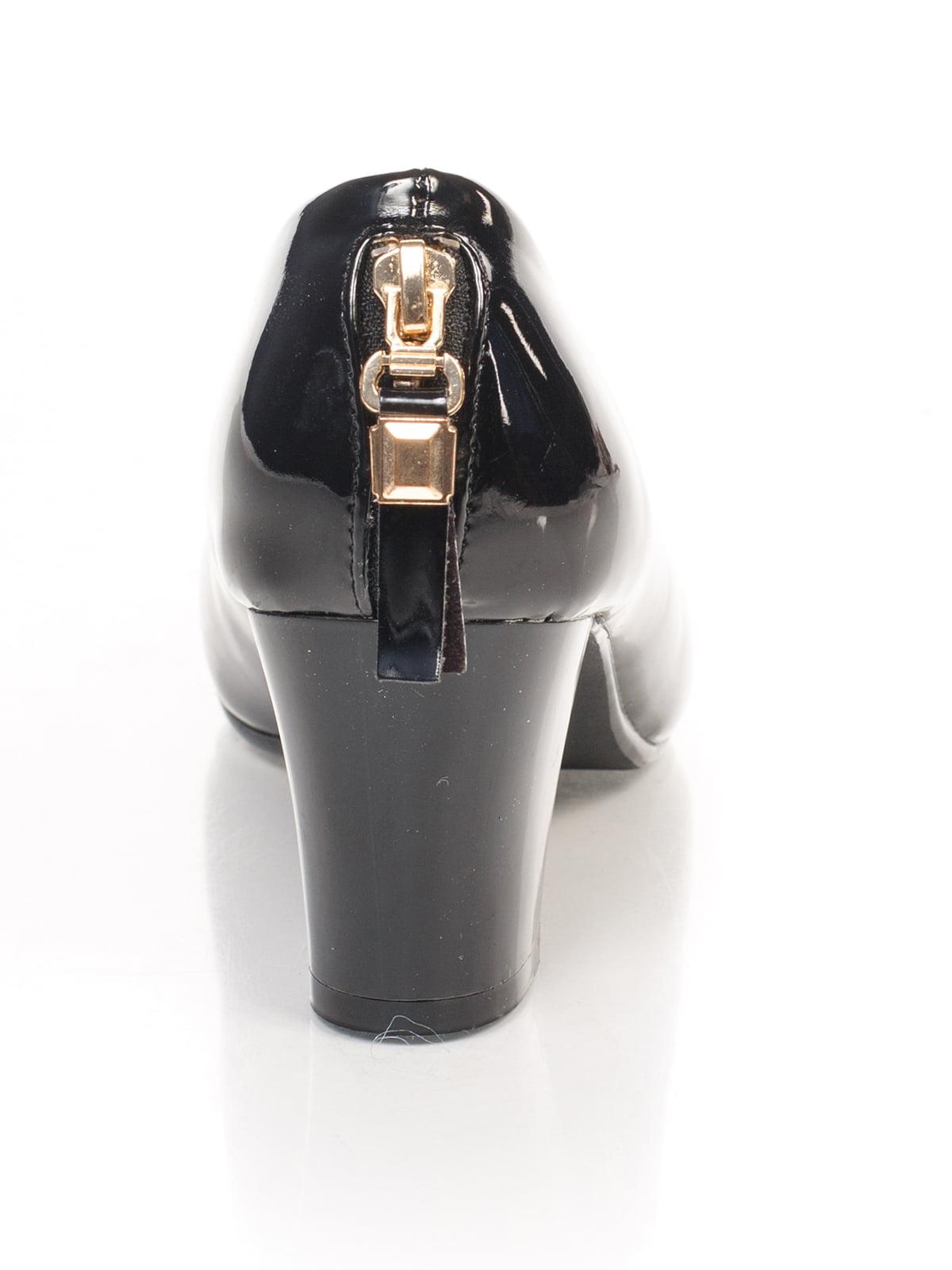Туфли черные | 4605869 | фото 3