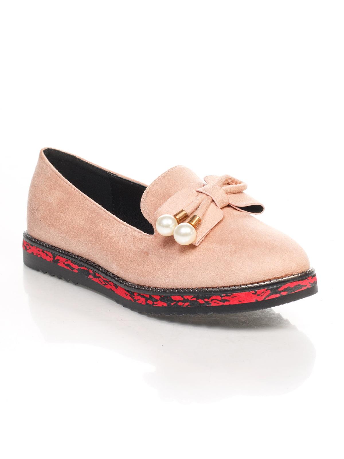 Туфли бежевые | 4605888