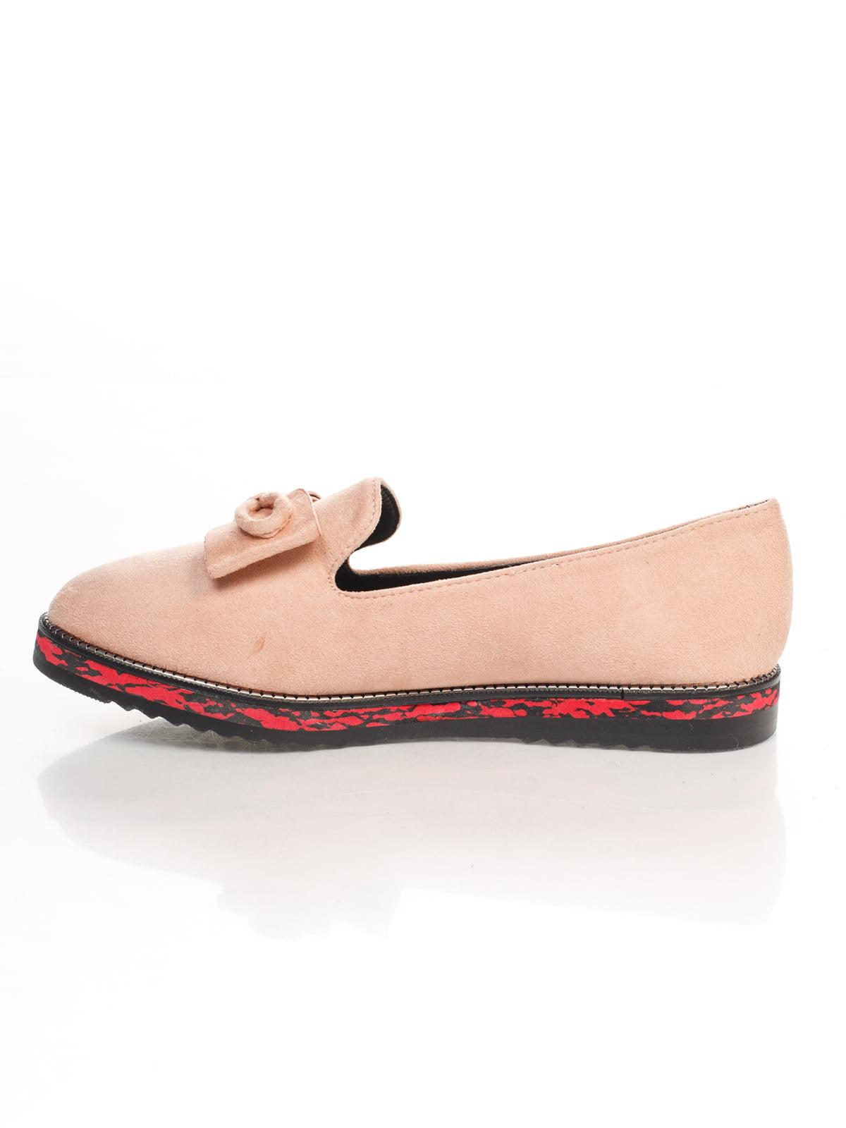Туфли бежевые | 4605888 | фото 2