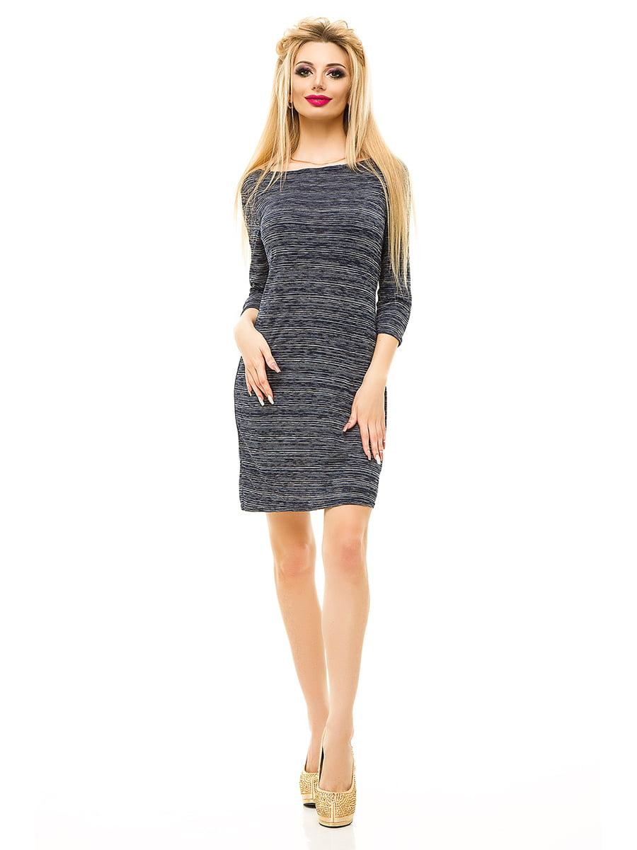 Сукня темно-синя | 4615865