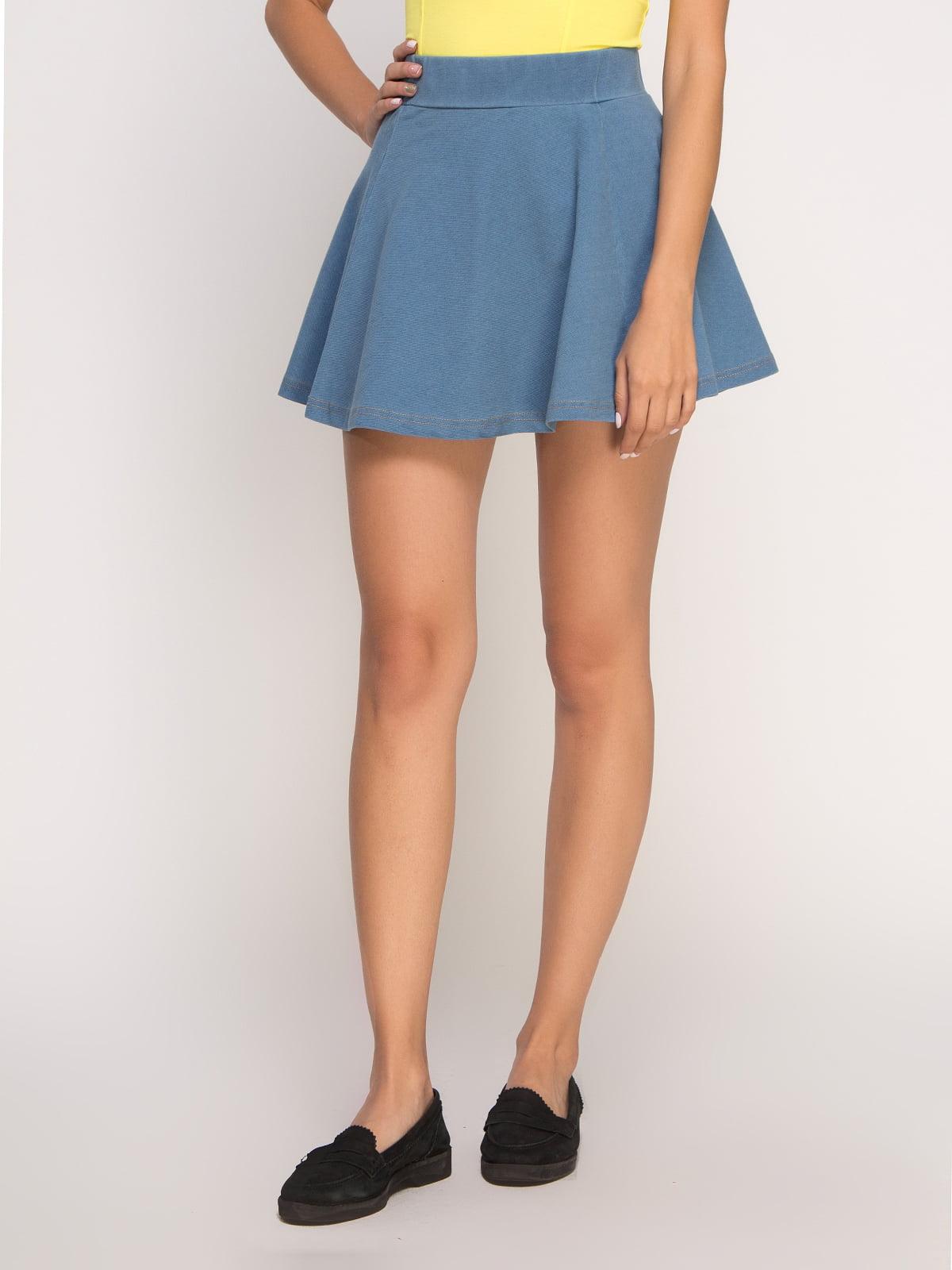 Спідниця блакитна | 4065907