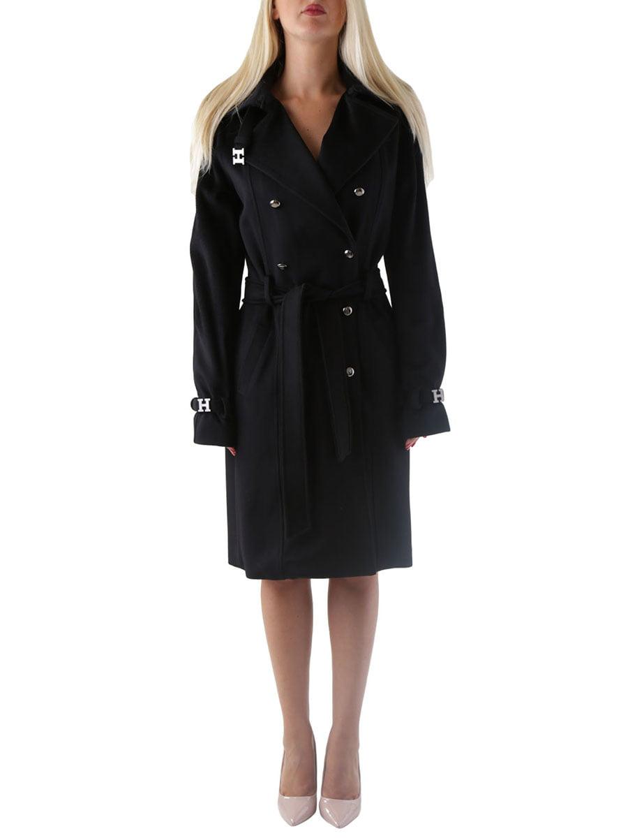 Пальто чорне | 4617274