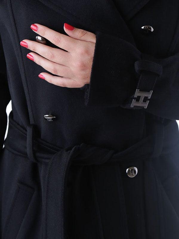 Пальто черное | 4617274 | фото 4