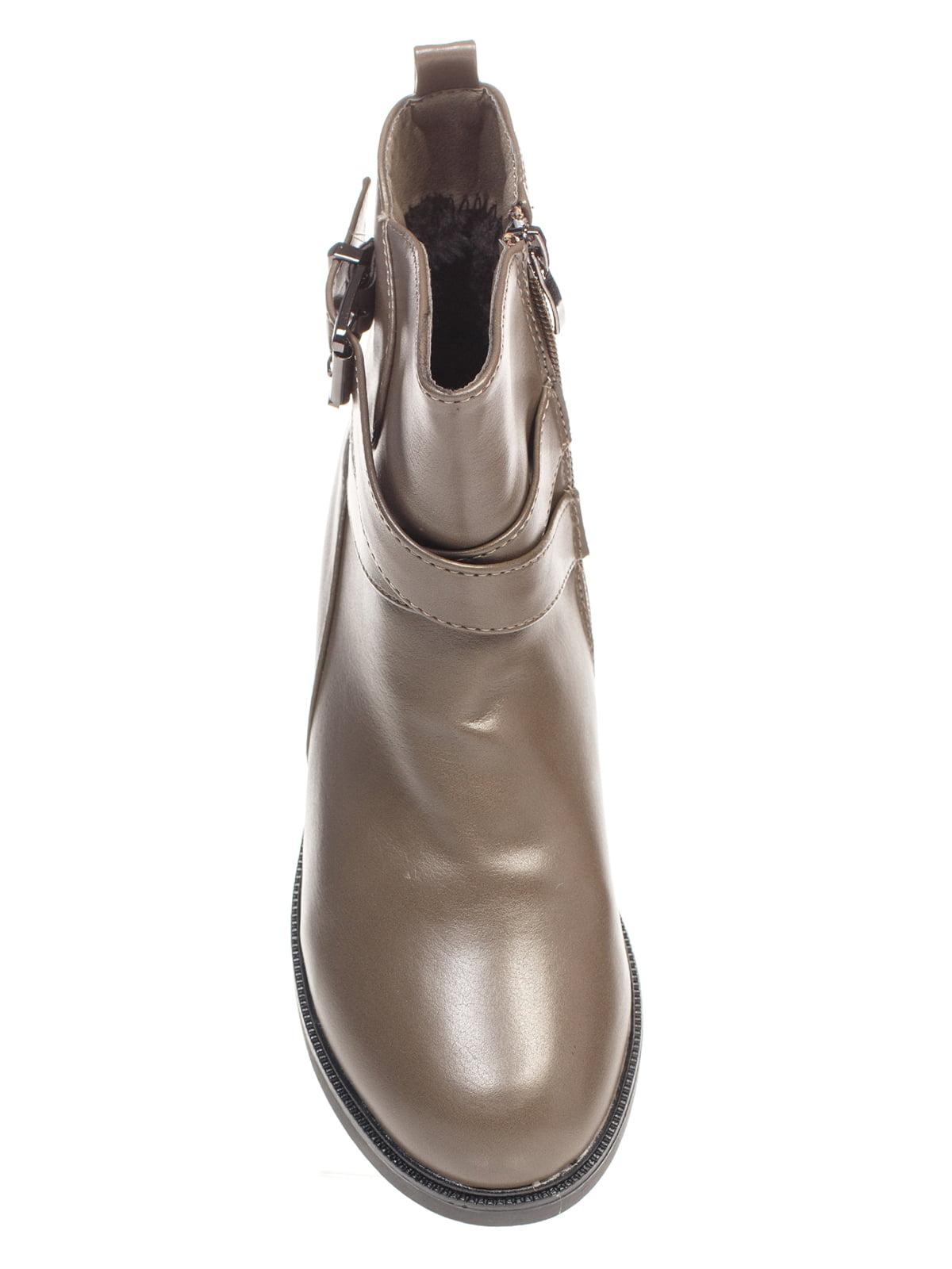 Ботинки серые   4605361   фото 4