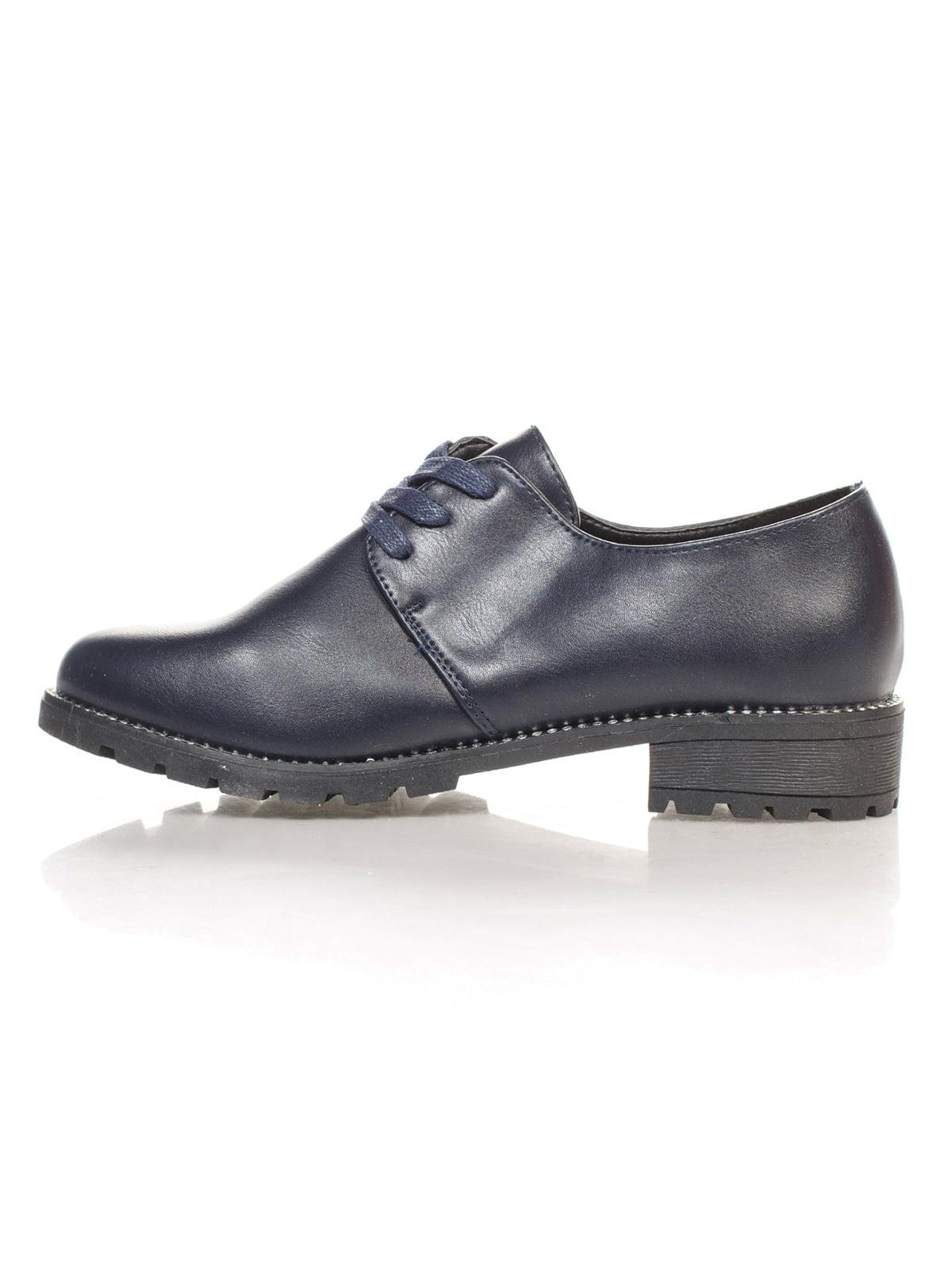 Туфли темно-синие | 4605842 | фото 2