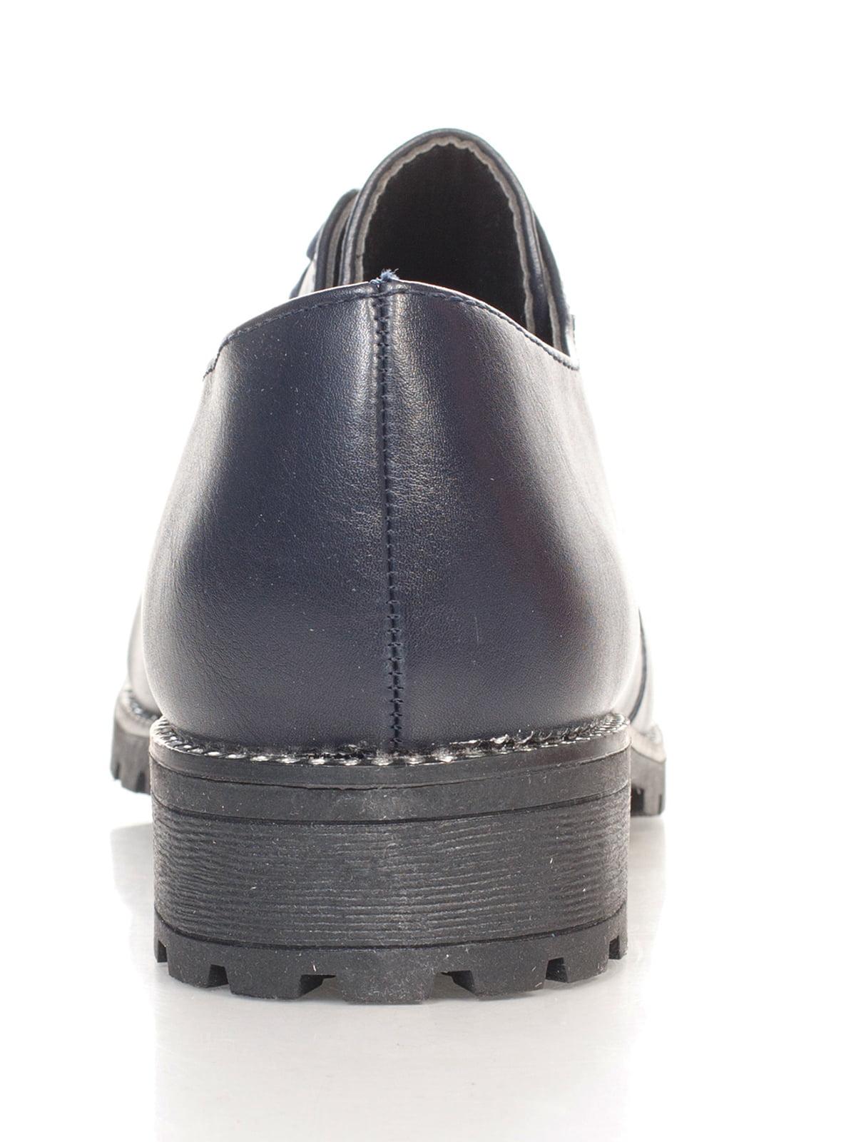 Туфли темно-синие | 4605842 | фото 3