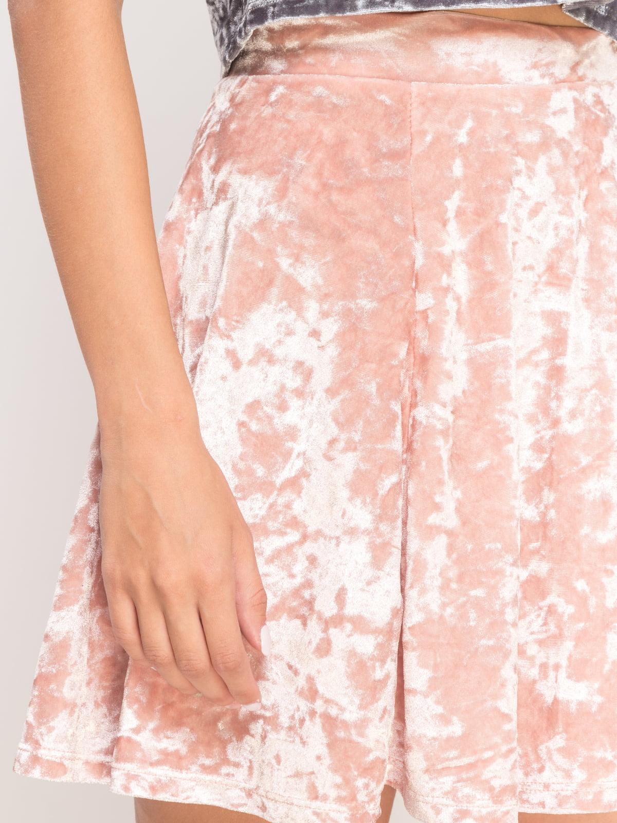 Юбка розовая | 4545557 | фото 4