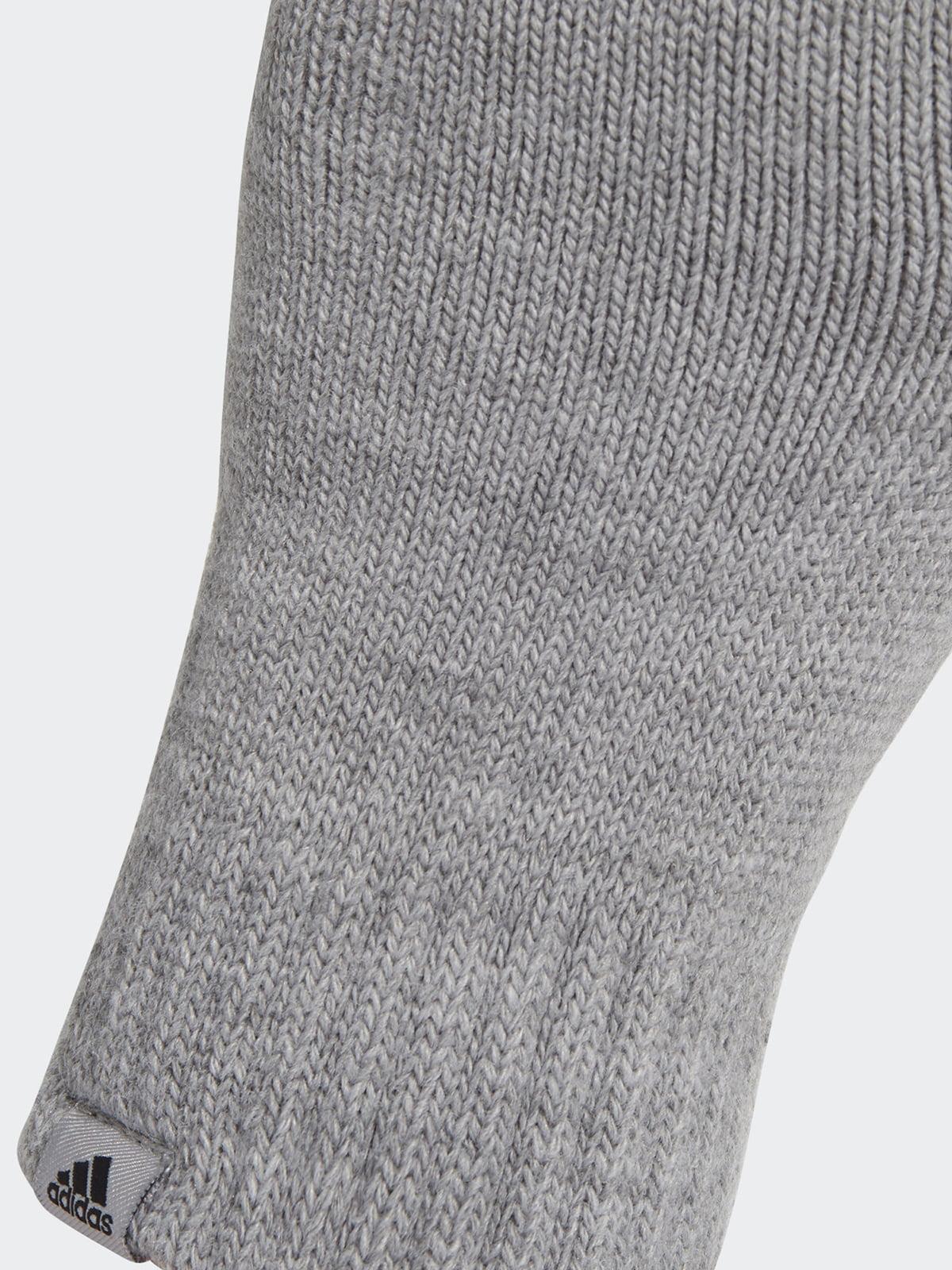 Рукавички сірі | 4556544