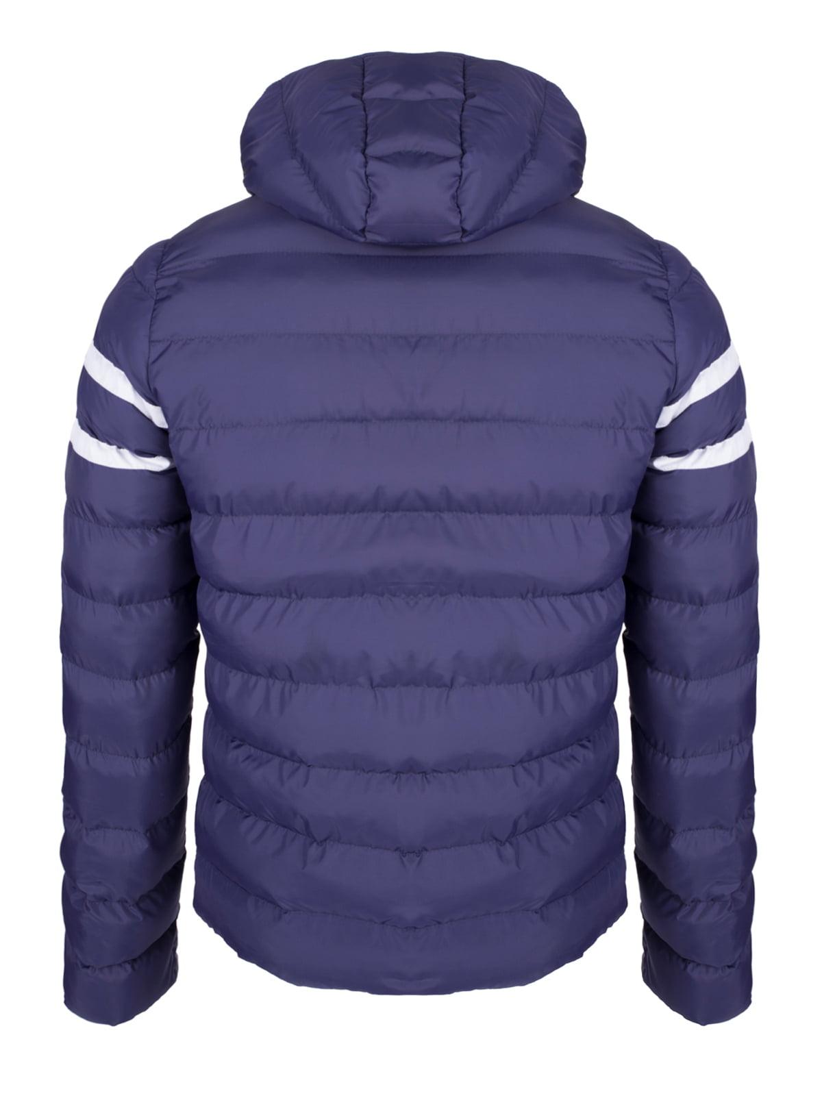 Куртка синяя | 4622040 | фото 4