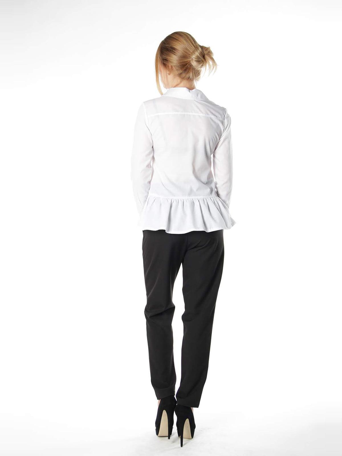 Рубашка белая | 4615443 | фото 2