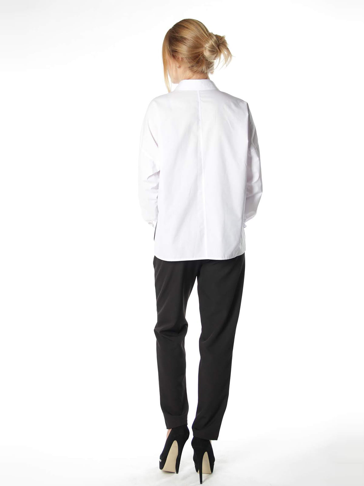 Сорочка біла | 4615480 | фото 2