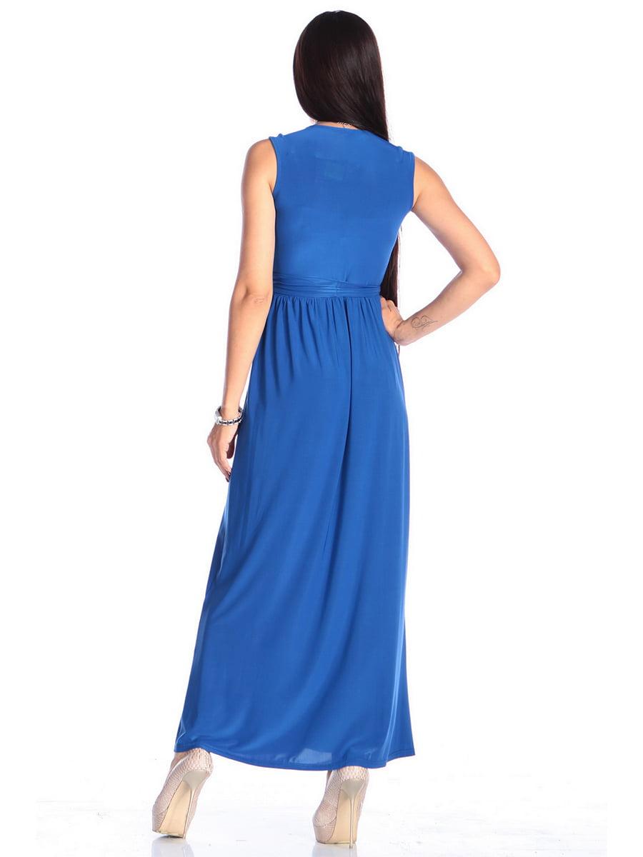 Платье цвета электрик   4614802   фото 2