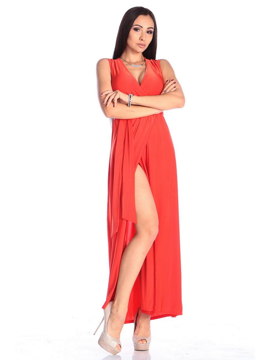 Платье красное | 4614805