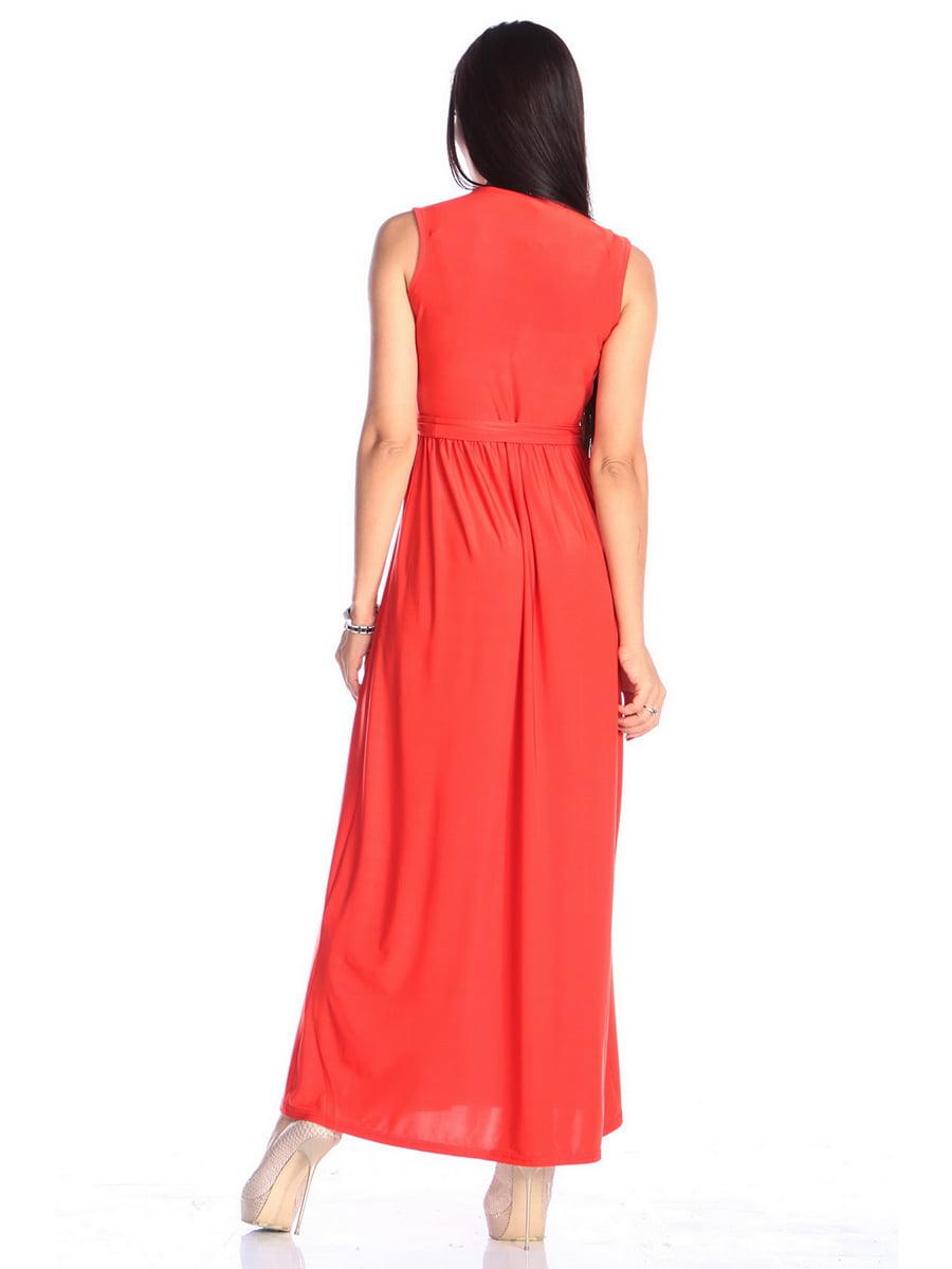 Платье красное | 4614805 | фото 2