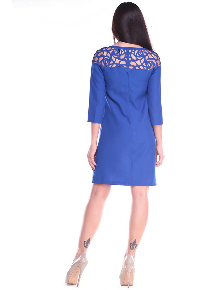 Платье цвета электрик   4619753   фото 2