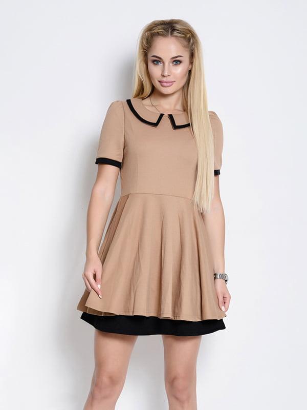 Сукня бежева | 4581106