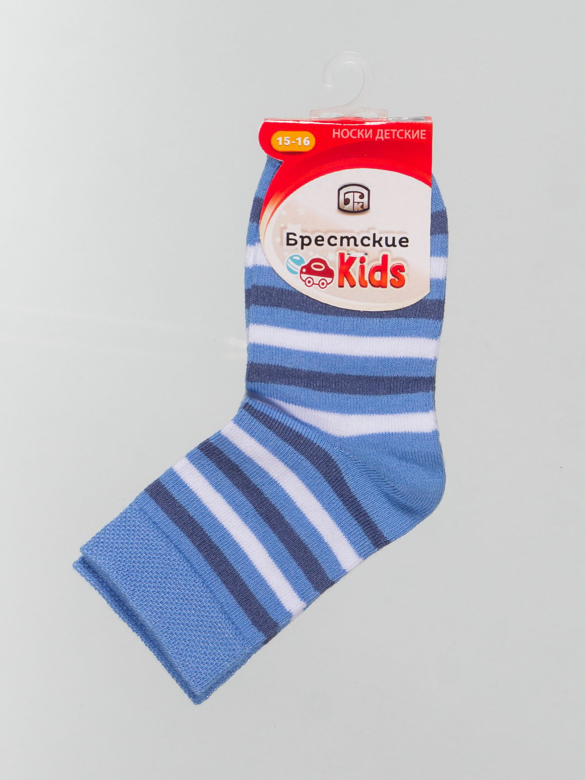 Носки в полоску | 4604383