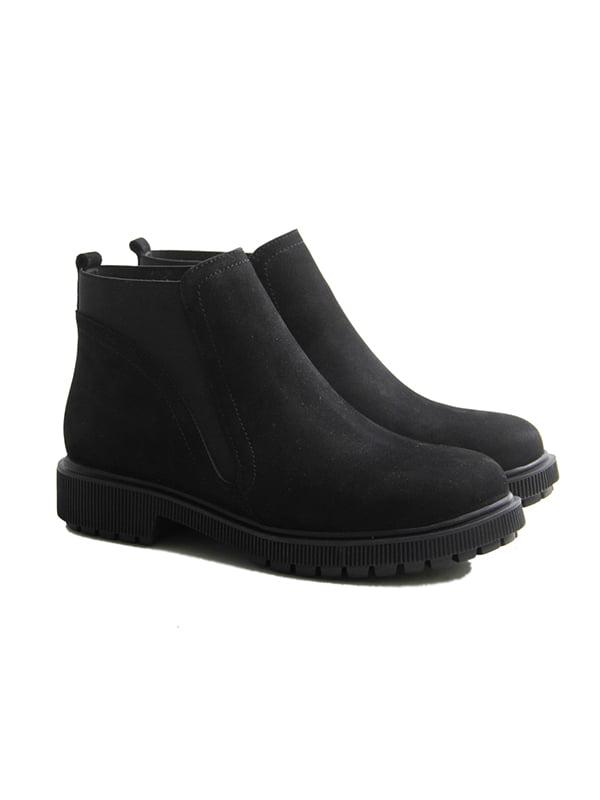 Ботинки черные | 4622988