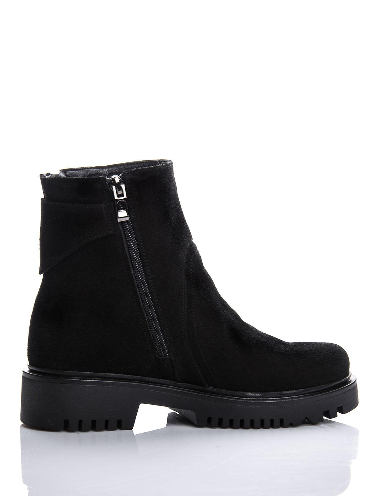 Ботинки черные | 4625274 | фото 3