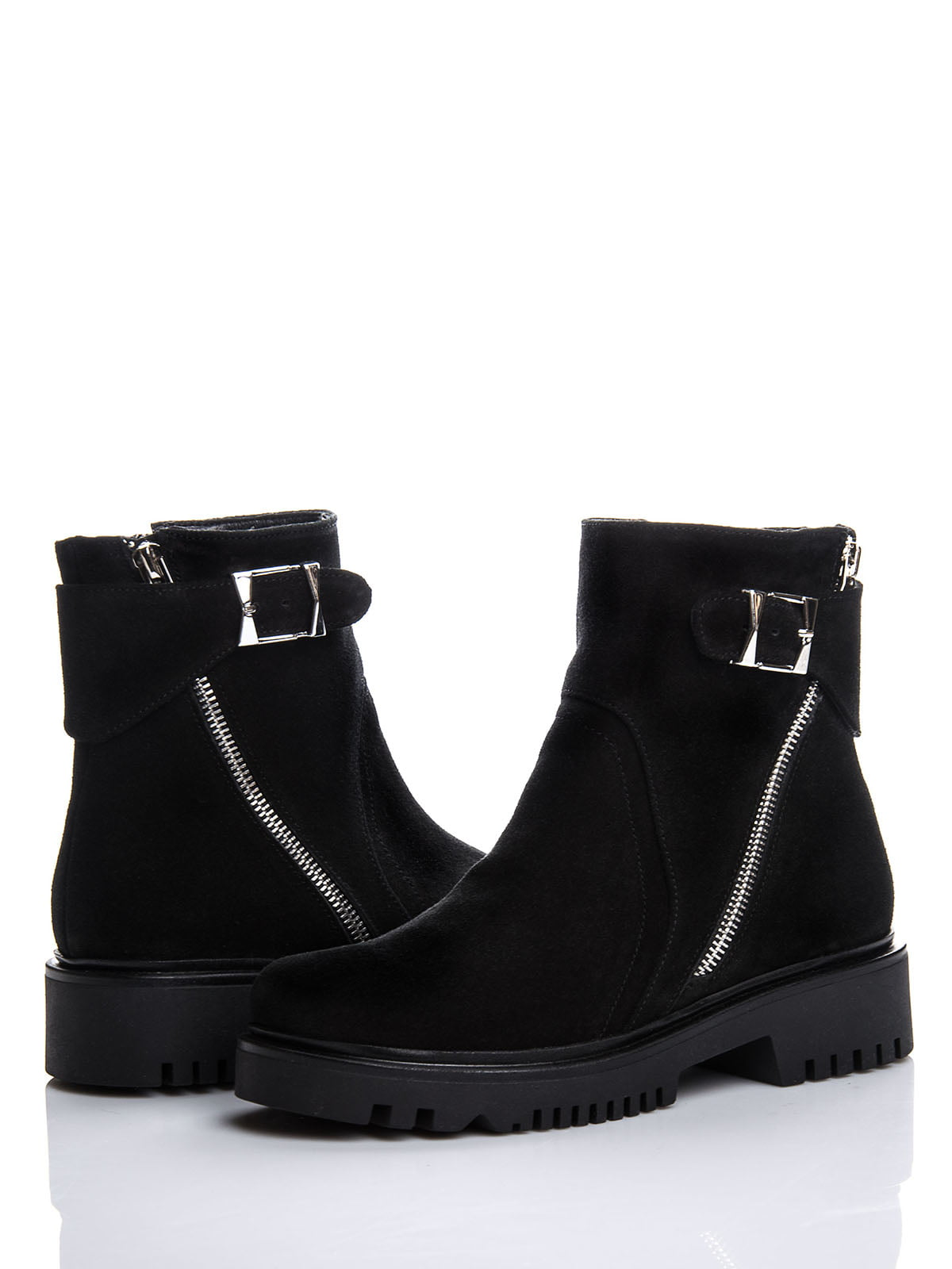 Ботинки черные | 4625274 | фото 4