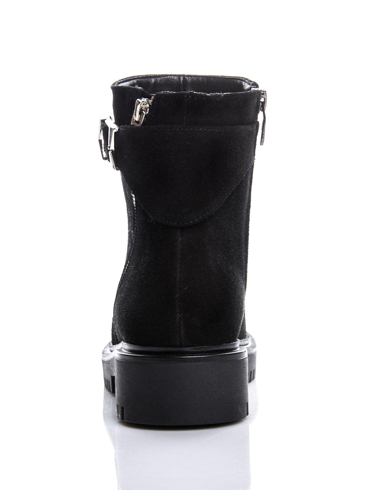 Ботинки черные | 4625274 | фото 5