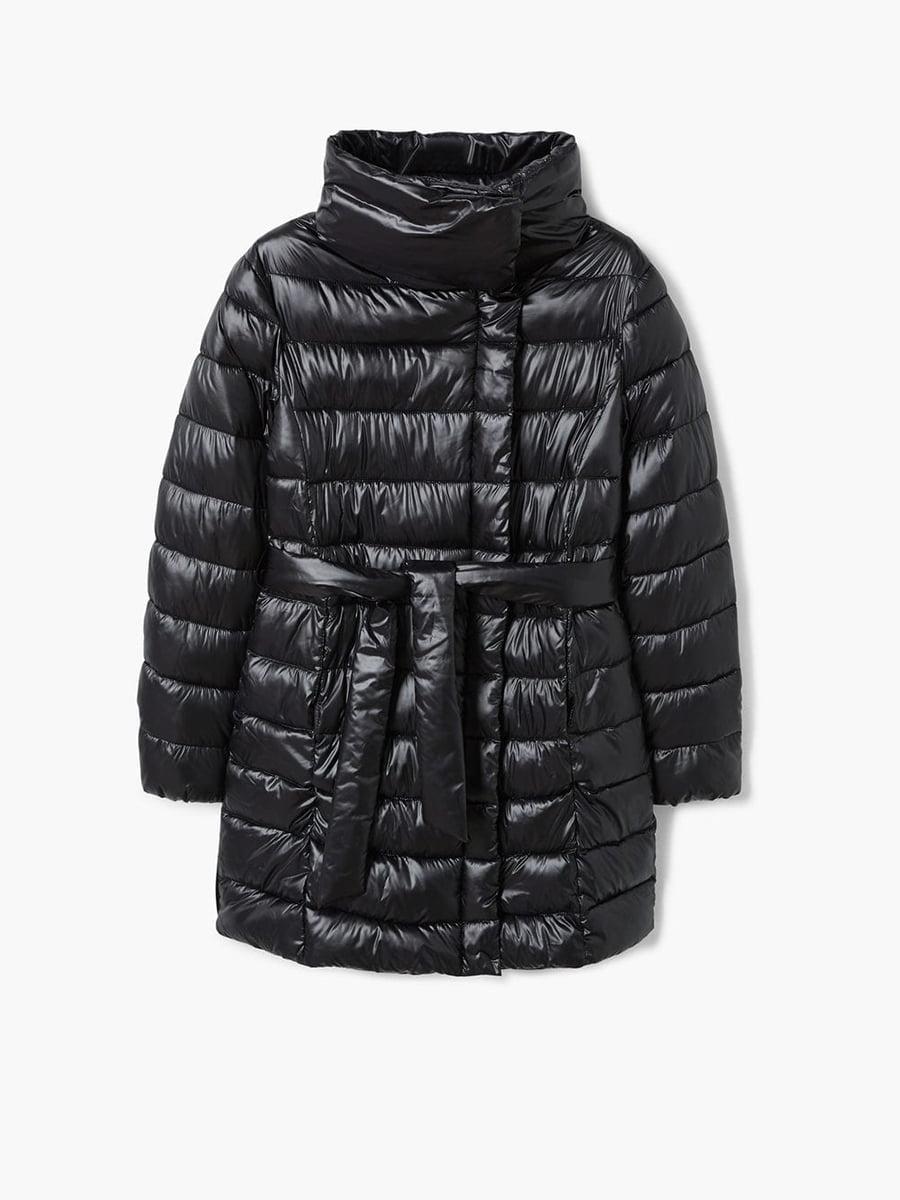 Куртка черная | 4489390 | фото 6