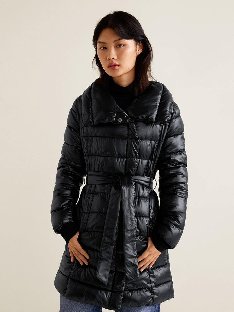 Куртка черная | 4489390 | фото 7