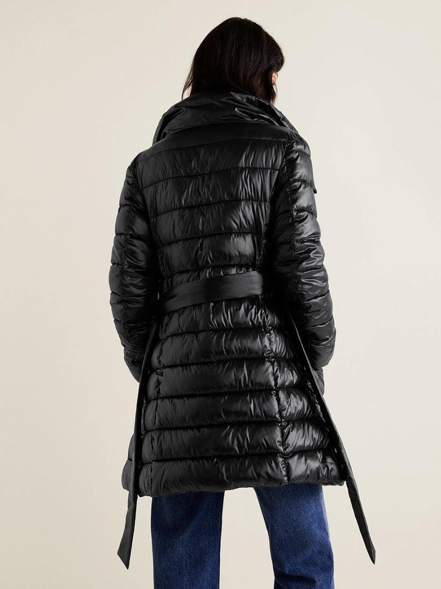 Куртка черная | 4489390 | фото 8
