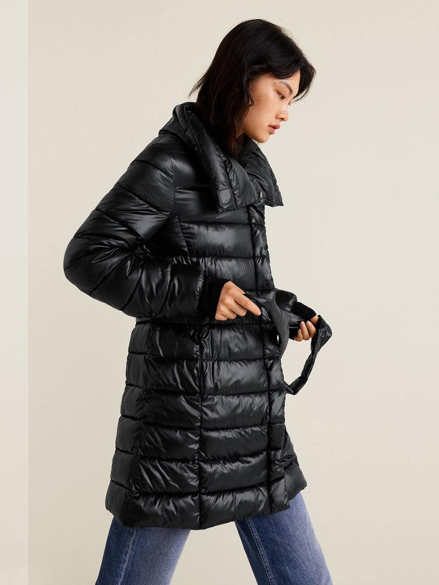 Куртка черная | 4489390 | фото 9