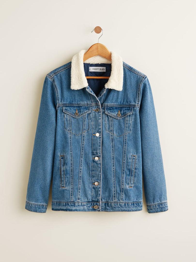 Куртка синя | 4549124 | фото 7
