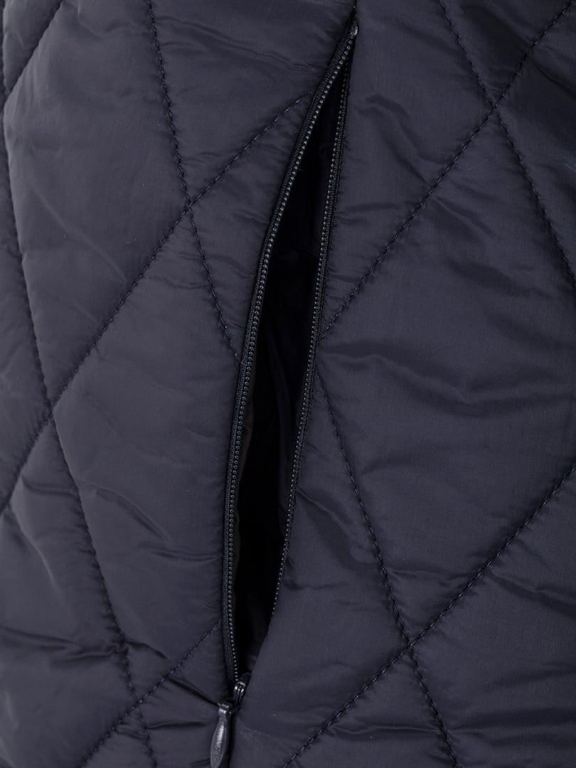 Пальто синее | 4625624 | фото 7