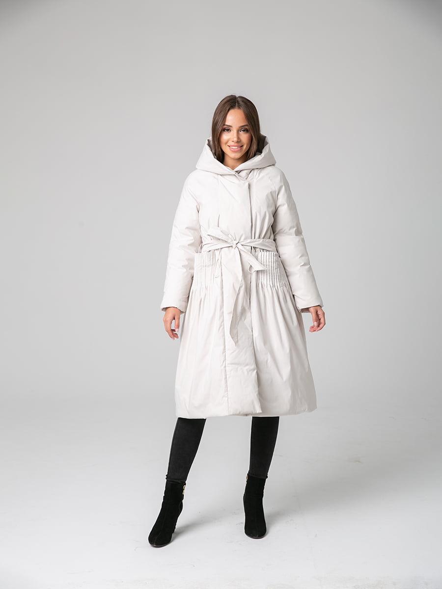 Пальто белое | 4631127