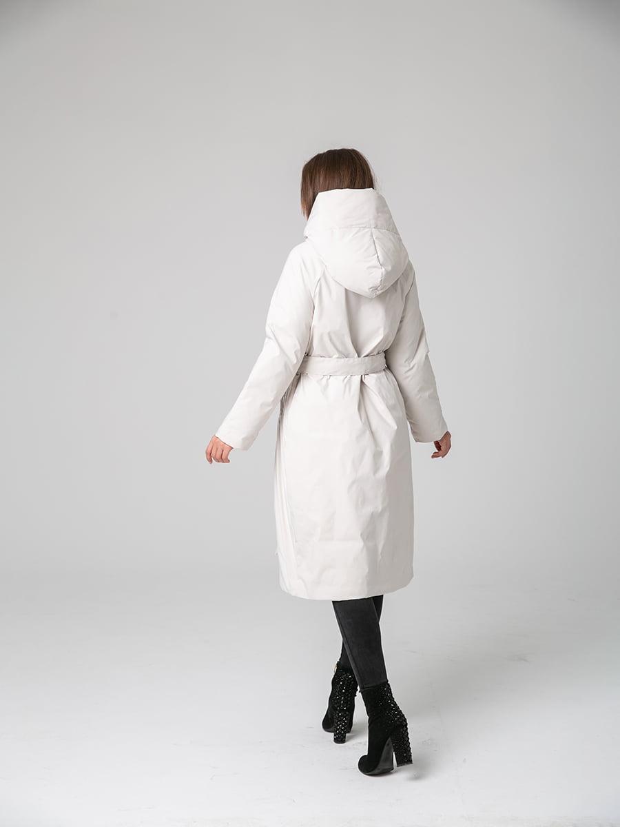 Пальто белое | 4631127 | фото 3