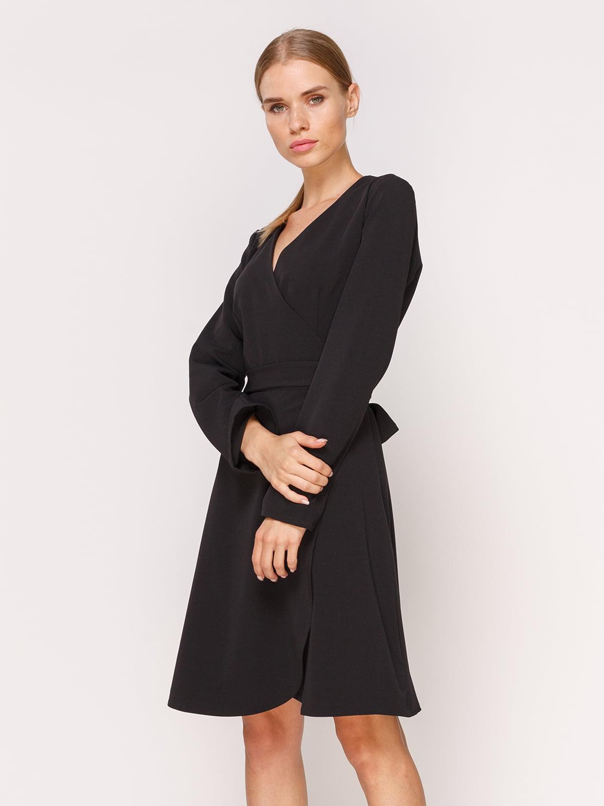 Платье черное | 4631553 | фото 2