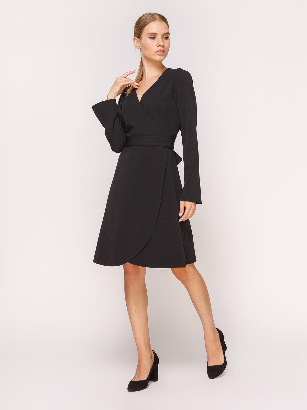 Платье черное | 4631553 | фото 3