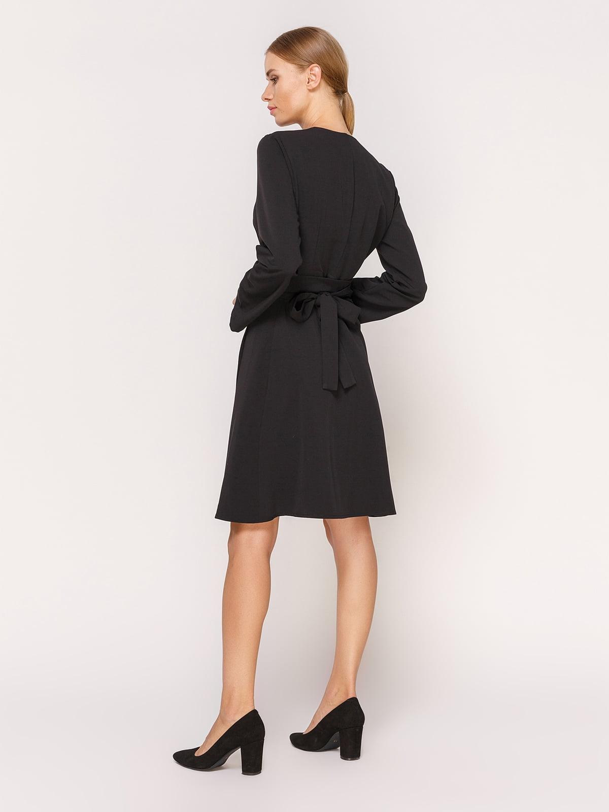 Платье черное | 4631553 | фото 4