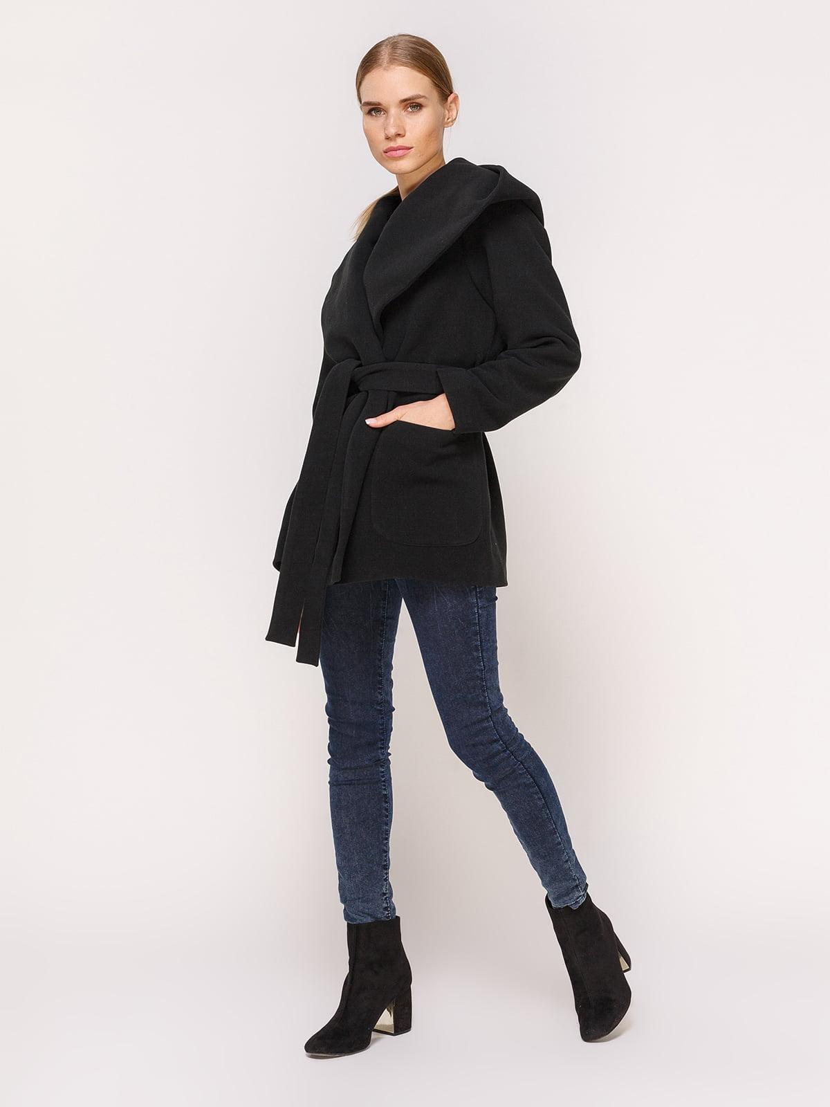 Пальто черное | 4631557