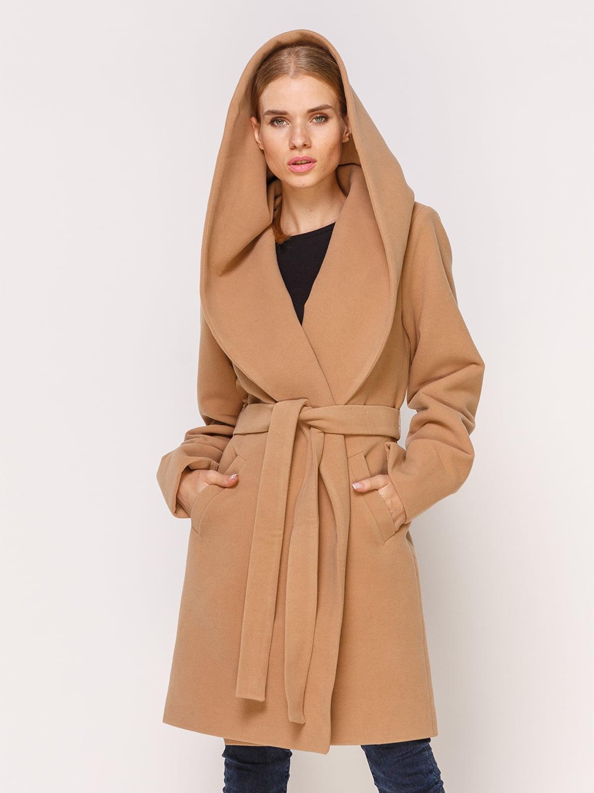 Пальто бежеве | 4631559