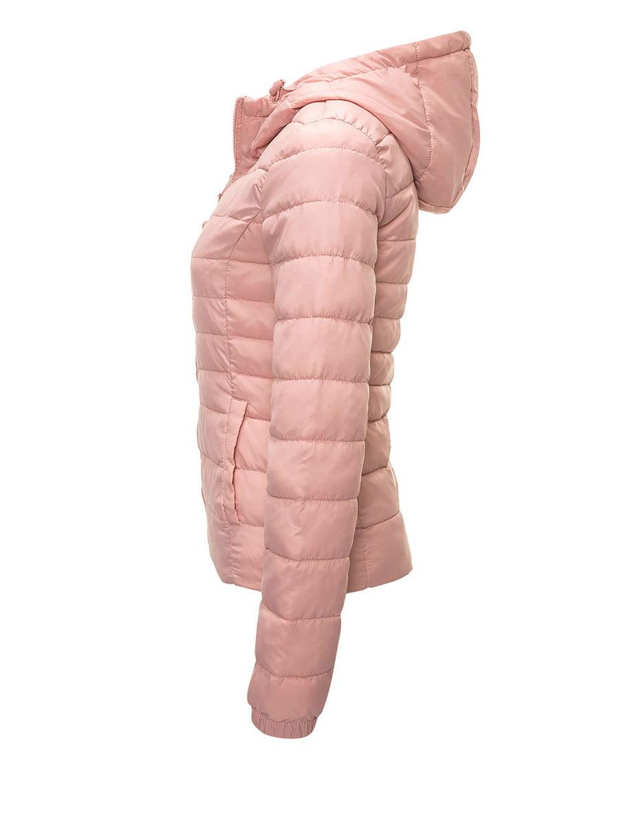 Куртка рожева   4631003   фото 2