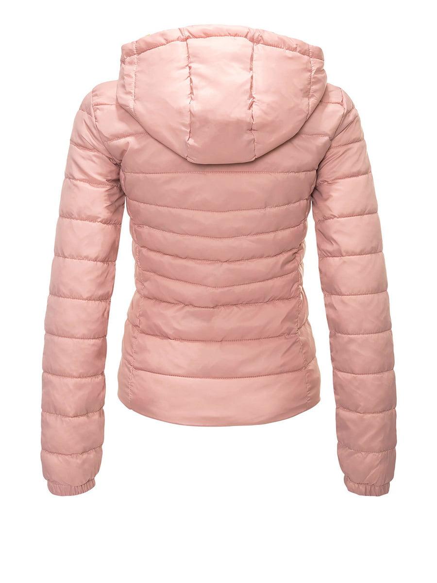 Куртка рожева   4631003   фото 3