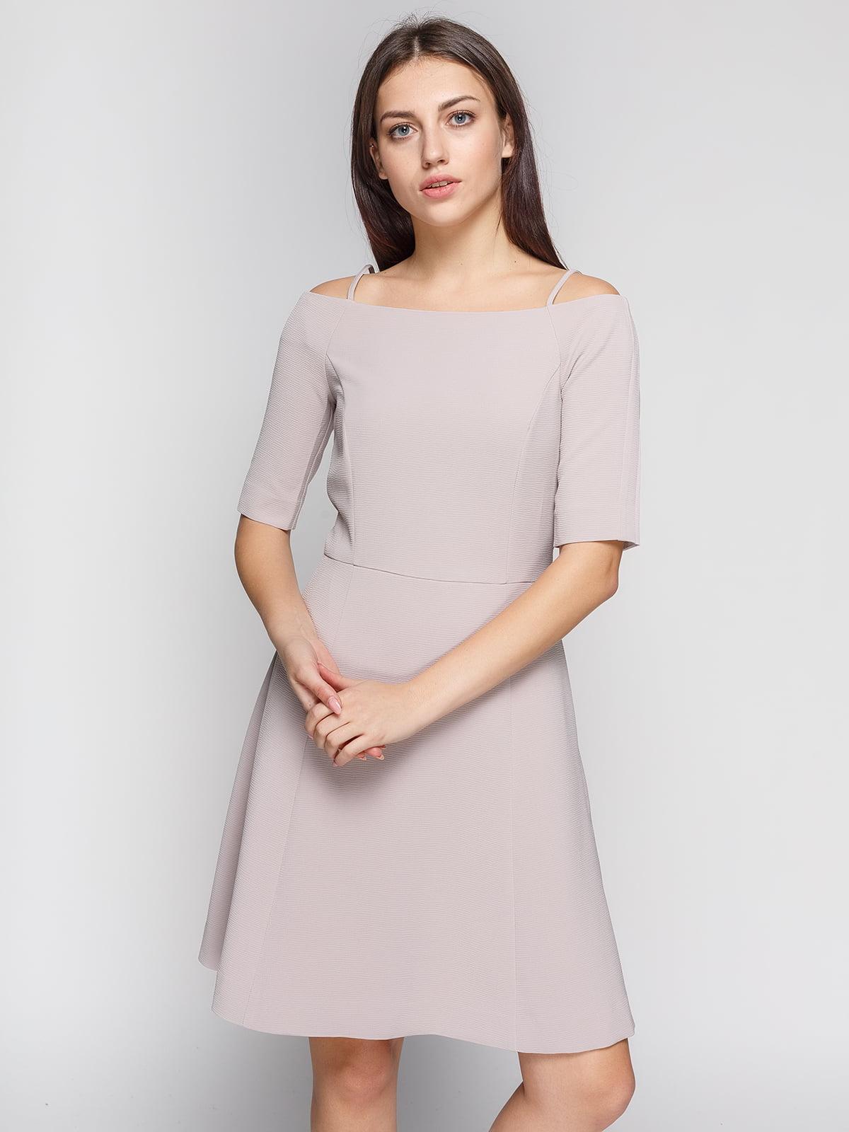 Сукня бежева | 4602203
