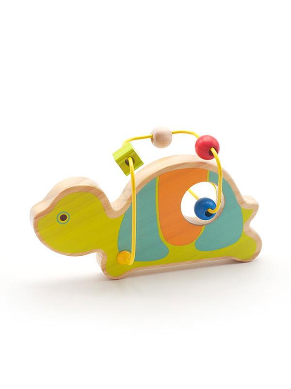 Розвивальна іграшка - лабіринт «Черепаха» | 4635262