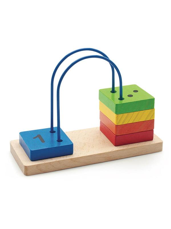 Розвивальна іграшка «Рахунки перекидні» малі | 4635279