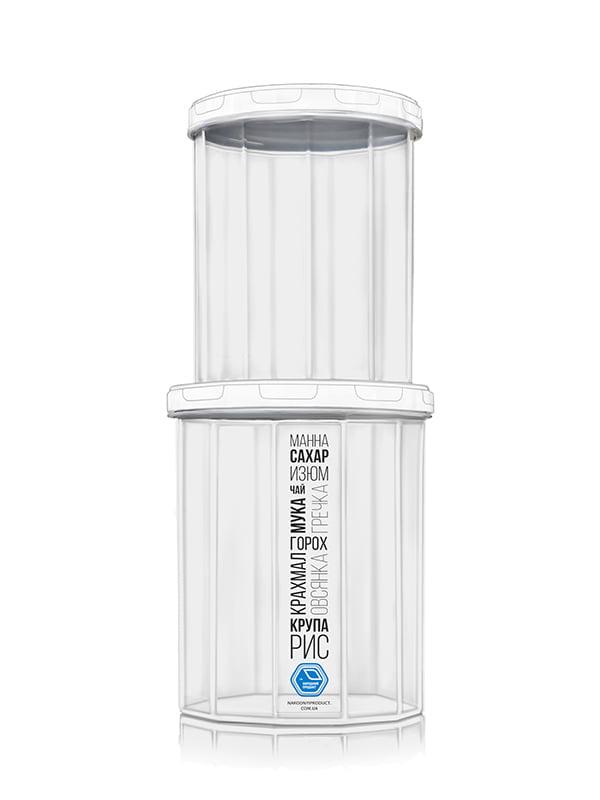 Набір контейнерів для сипких продуктів (1 л, 1,5 л) | 4635754 | фото 2