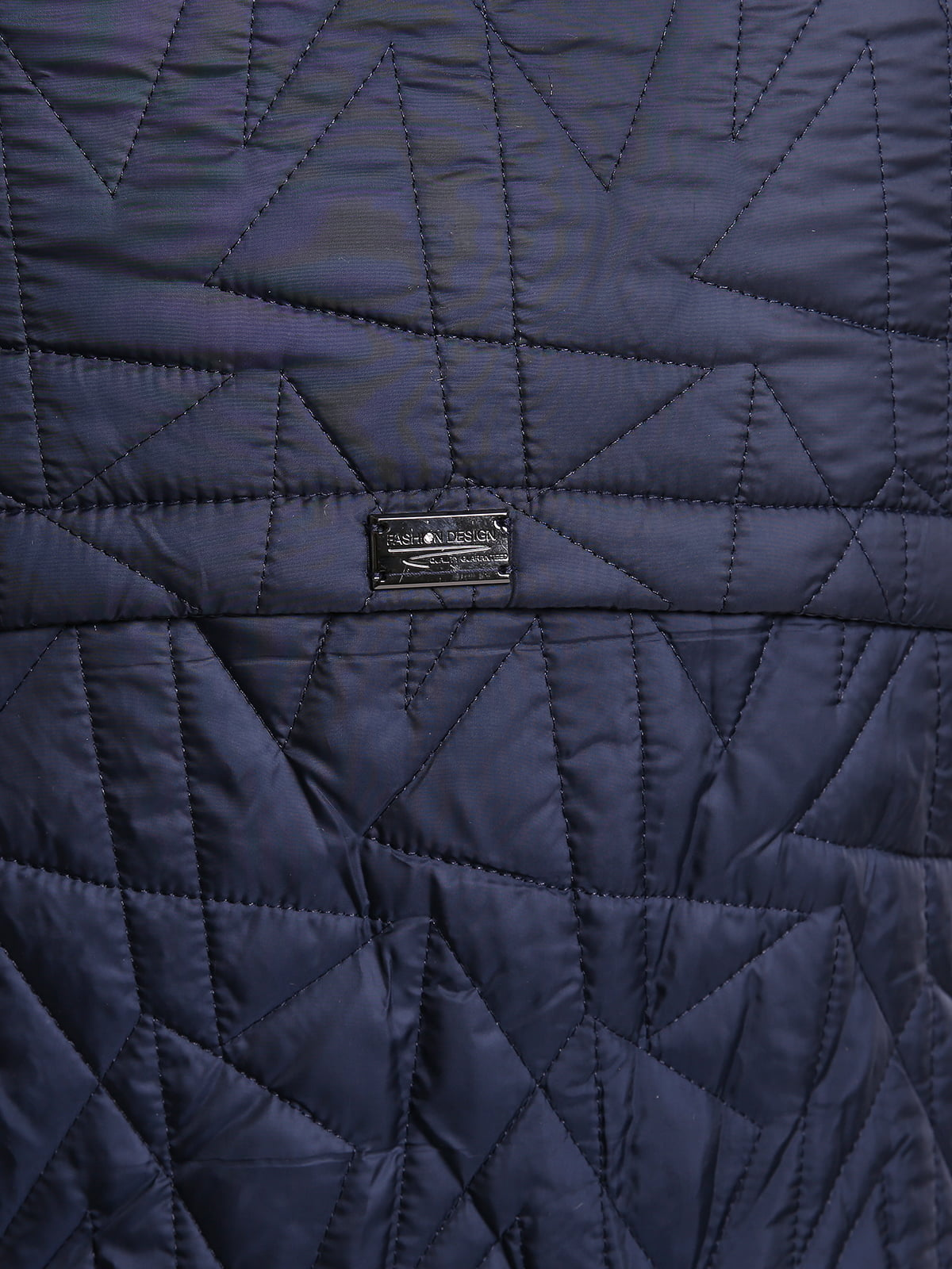 Пальто синее   4636017   фото 3