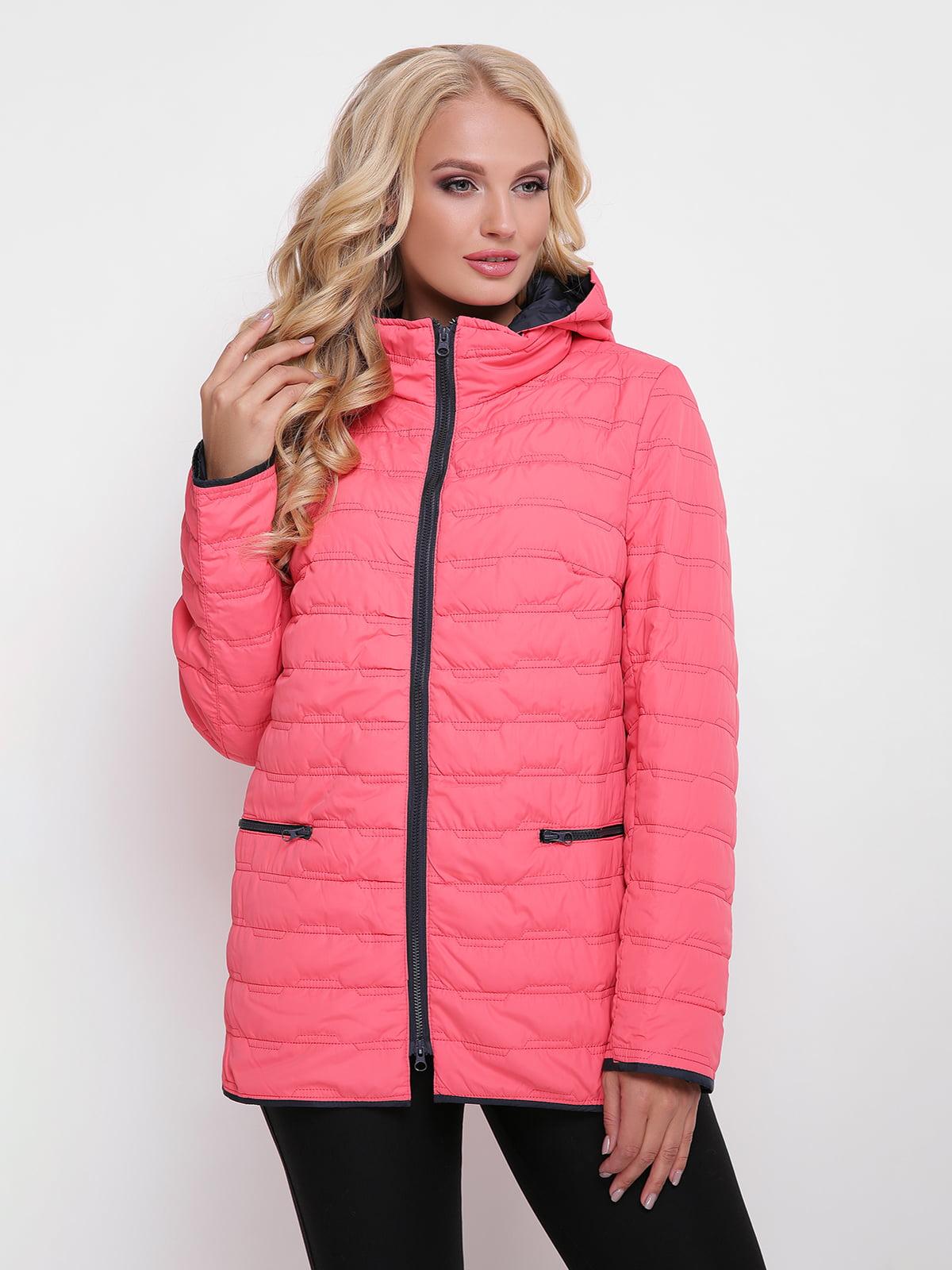 Куртка рожева   4636024