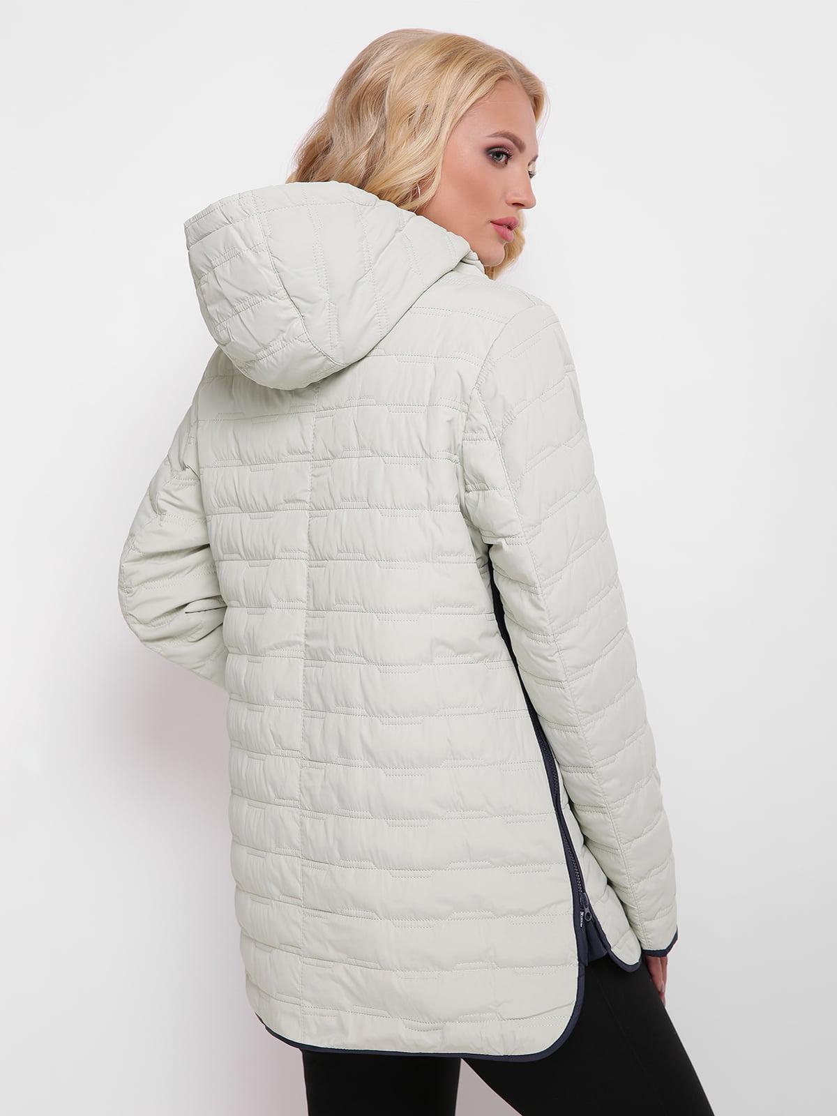Куртка оливкового цвета   4636025   фото 2