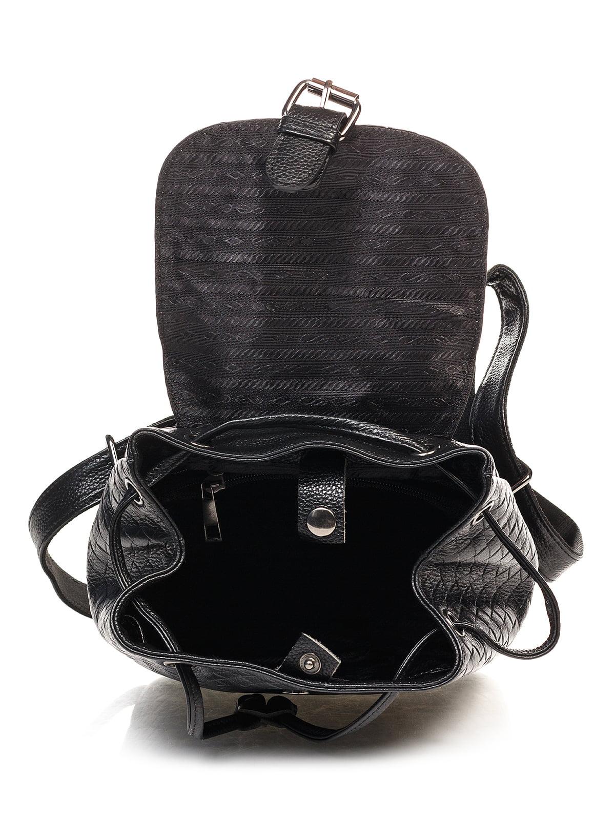 Рюкзак черный | 4626486 | фото 4