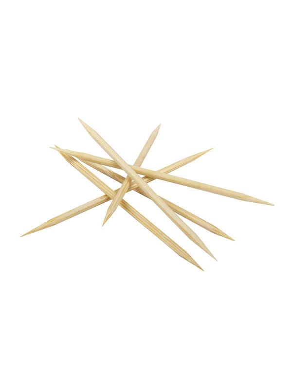 Зубочистка бамбукова одностороння (1000 шт.)   4458530