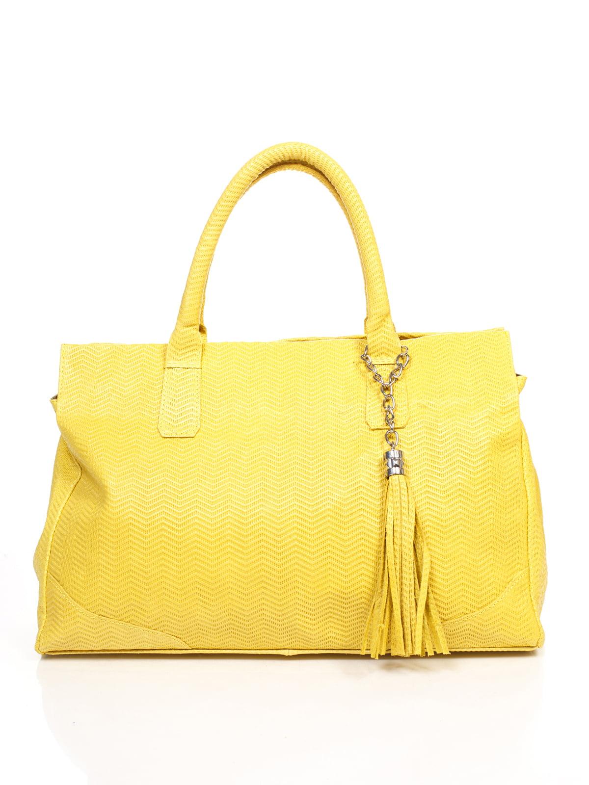 Сумка желтая | 4639786
